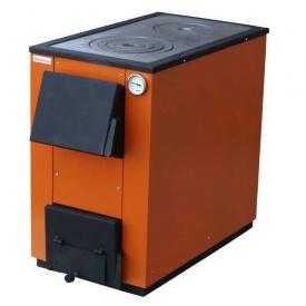 Твердотопливный котел MaxiTerm 20 кВт