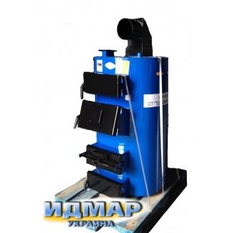 Промышленный твердотопливный котел Идмар СИС 100 кВт