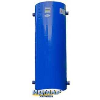 Акумулюючий бак для системи опалення Ідмар 1500 л
