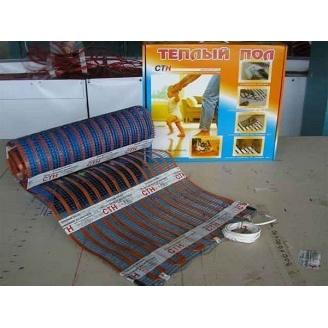 Теплый пол электрический СТН 825 Вт