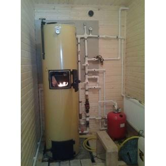 Встановлення твердопаливного котла в Дніпропетровську і області