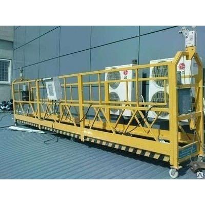 e47b7aacd8309a Люлька будівельна ZLP-630 630 кг 6000х690х1160 мм ціна | Garant bud ...