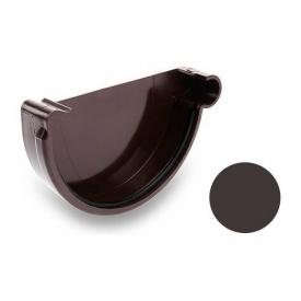 Заглушка права Galeco PVC 90/50 90 мм темно-коричневий