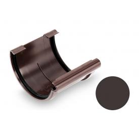 Муфта ринви Galeco PVC 90/50 90х87 мм темно-коричневий