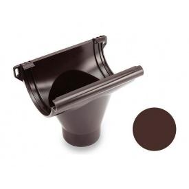 Лійка Galeco PVC 110/80 107х220 мм шоколадно-коричневий