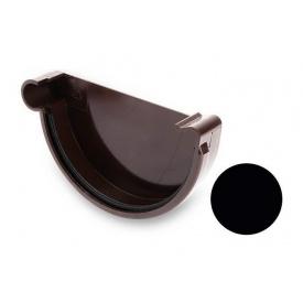 Заглушка ліва Galeco PVC 130 132 мм чорний