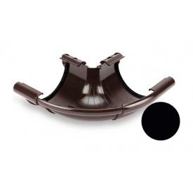Кут зовнішній регульований 90-150 градусів Galeco PVC 130 132х220 мм чорний