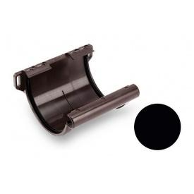 Муфта ринви Galeco PVC 130 132х150 мм чорний