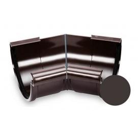 Кут зовнішній 135 градусів Galeco PVC 150/100 148 мм темно-коричневий