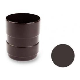 З'єднувальна муфта Galeco PVC 150/100 100х121 мм темно-коричневий