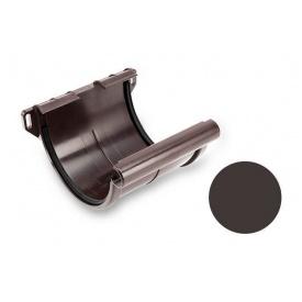 Муфта ринви Galeco PVC 150/100 148х150 мм темно-коричневий