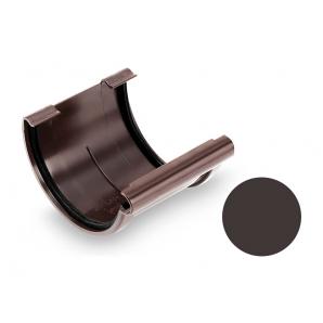 Муфта желоба Galeco PVC 90/50 90х87 мм темно-коричневый