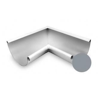 Кут зовнішній 90 градусів Galeco PVC 180/125 183х330 мм світло-сірий