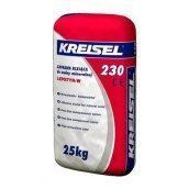 Клей KREISEL Mineralwolle-Klebemortel 230 ЗИМА 25 кг