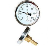 Термометр для твердопаливного котла