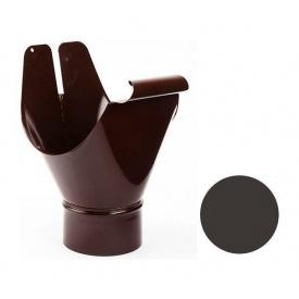 Лійка Galeco STAL 150/100 100х153 мм темно-коричневий
