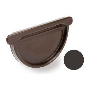 Заглушка универсальная Galeco STAL 150/100 153 мм темно-коричневый