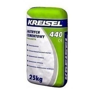 Стяжка KREISEL Estrich-Beton 440 25 кг