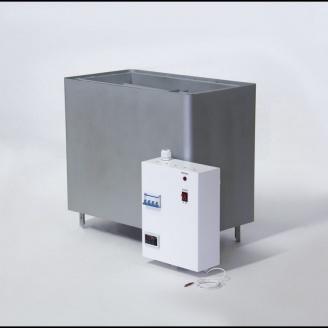 Электрокаменка для саун с электронным блоком управления 9 кВт