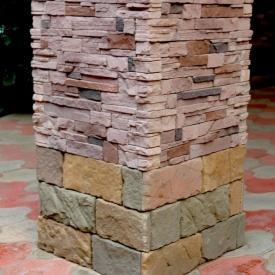 Декоративний камінь Небуг Einhorn