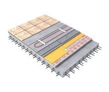 Пінополістирол екструдований XPS ТехноНІКОЛЬ CARBON ECO L 1180х580х50 мм