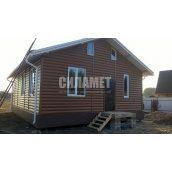Будівництво канадського будинку з сип панелей