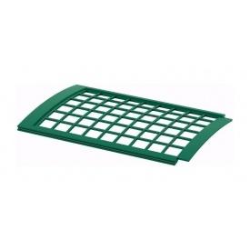 Решітка ринви ТехноНІКОЛЬ 125 мм 0,6 м зелений