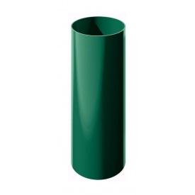 Труба водостічна ТехноНІКОЛЬ 82 мм 3 м зелений
