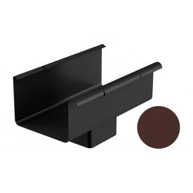 Лійка Galeco STAL 2 125/80 80х125 мм шоколадно-коричневий