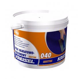 Штукатурка KREISEL Sisiputz 040 барашек 1,5 мм 25 кг