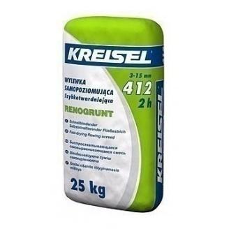 Смесь KREISEL Fliess-Bodenspachtel 412 25 кг