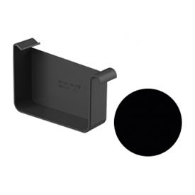 Заглушка права Galeco STAL 2 125/80 125 мм чорний