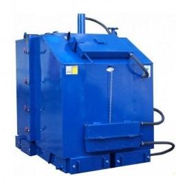 Твердопаливний котел Ідмар KW-GSN сталевий 1140 кВт синій