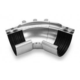 Кут внутрішній 100-165 градусів Galeco LUXOCYNK 135/100 регульований 132 мм срібний