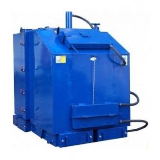Твердотопливный котел Идмар KW-GSN стальной 1140 кВт синий