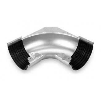 Кут внутрішній 90 градусів Galeco LUXOCYNK 135/100 132 мм срібний