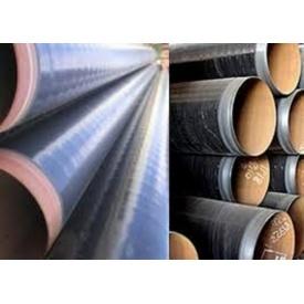 Труба сталева в посиленій бітумно-полімерній гідроізоляції ДУ 15