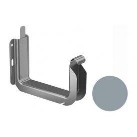 Кронштейн ринви універсальний Galeco BEZOKAPOWY 125/80 125 мм срібний