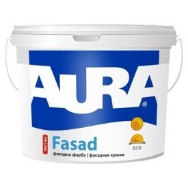 Краска AURA Fasad 1,4 кг белая