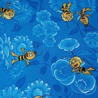 Ковролин AW Maya 77 6,5 мм синий