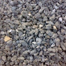 Дроблений щебінь з бетону