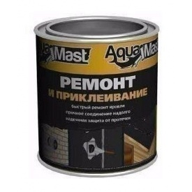 Мастика для ремонту ТехноНІКОЛЬ AquaMast УКР 3 кг