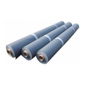 Мембрана ТехноНІКОЛЬ Ecoplast V-GR ПВХ Т 1,5 мм 20х2,05 м сірий