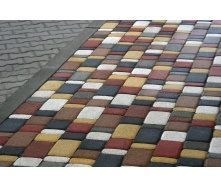 Тротуарная плитка Мега Брук Старый город