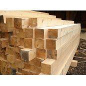 Брус дерев'яний 150x150x6000 мм