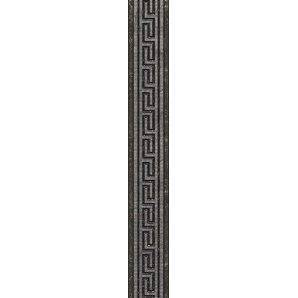 Бордюр Inter Cerama ALON 7x50 см серый