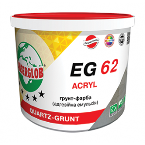 Грунтовка Anserglob EG 62 ACRYL 10 л