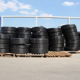 Труба Планета Пластик СЛ поліетиленова технічна 200х7,7 мм