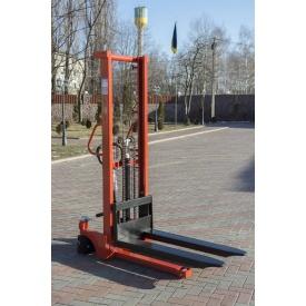 Ручной гидравлический штабелер ТМ Кайлас-СМ H1516 1500 кг