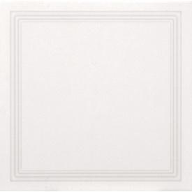 Керамическая плитка Inter Cerama ARTE для пола 43x43 см белый